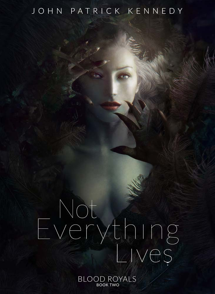Book: Not Everything Lives