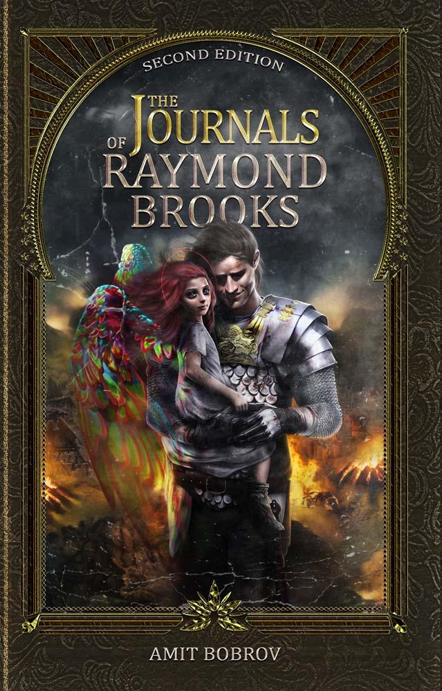 Book: Journals of Raymond Brooks
