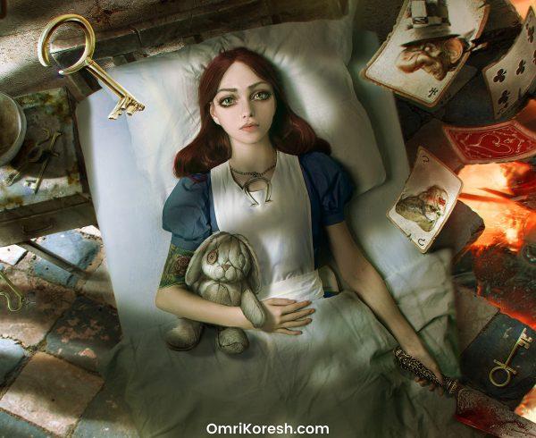 Wake Up Alice, Wake Up! wallaper (: