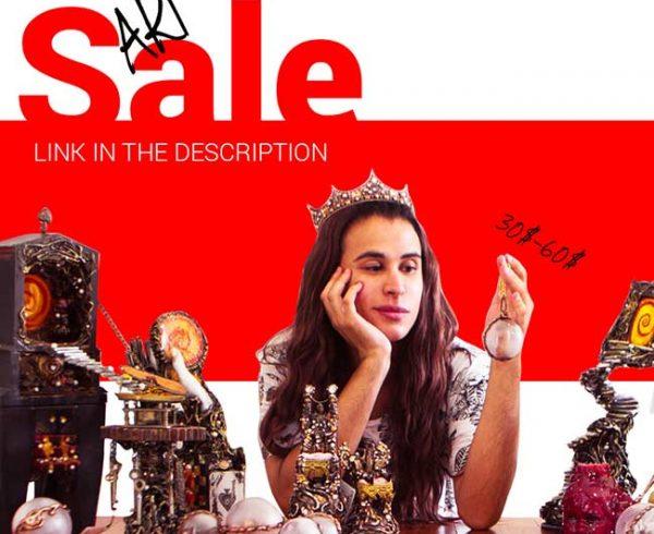 August Sale & ILTV Interview