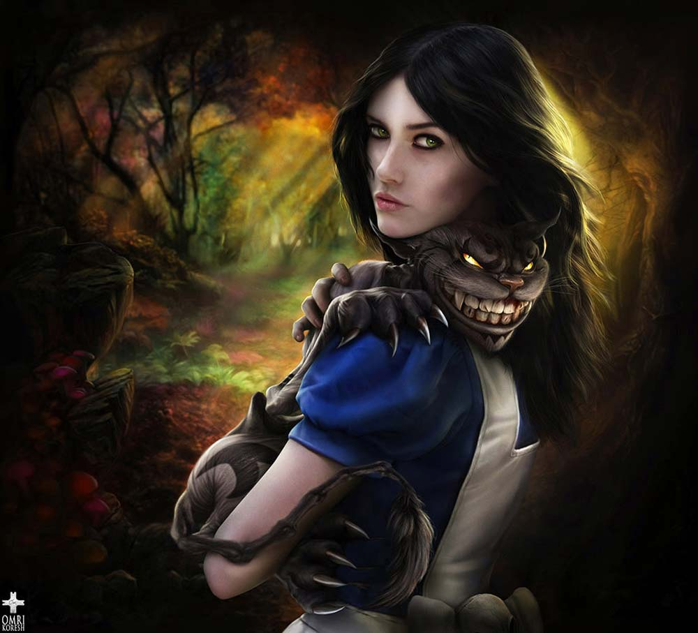 Alice and Cheshire, Alice Madness
