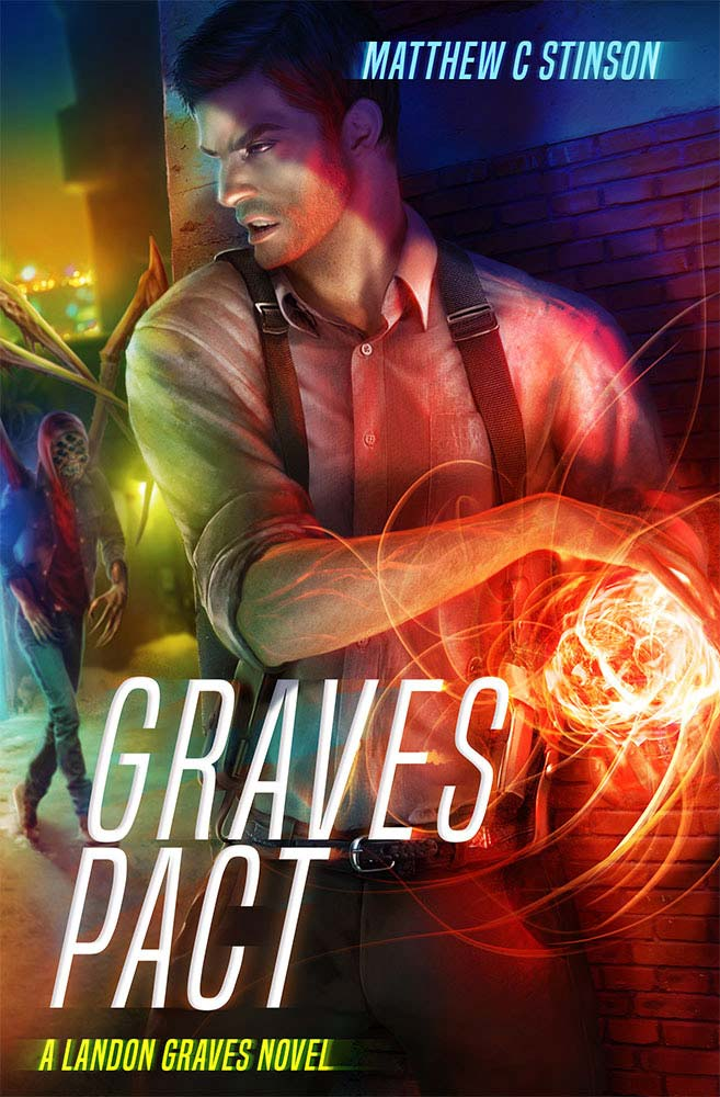 Book: Graves Pact