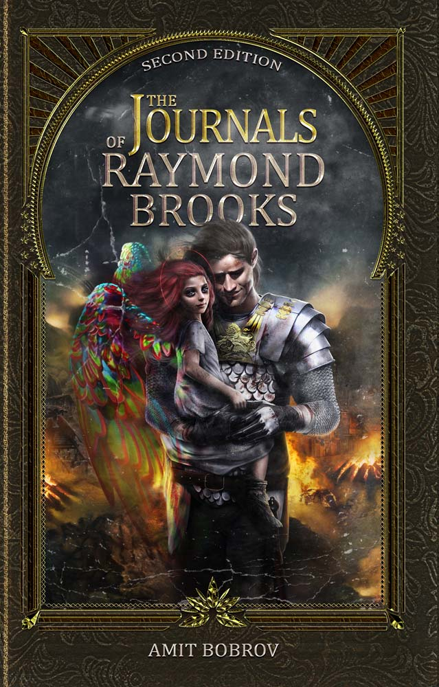 Book: Journals of Raymond Brooks