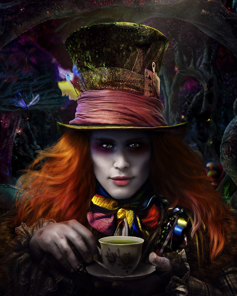 Process: Mad as a Hatter