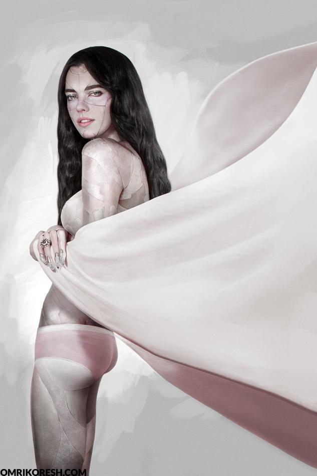Freaks Like Me: Anna Cherkasov