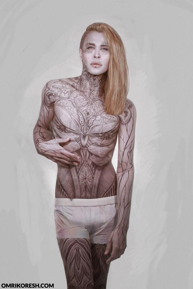 Freaks Like Me: The Artist